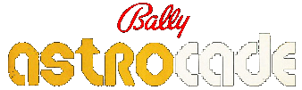 Bally Pro Arcade Astrocade