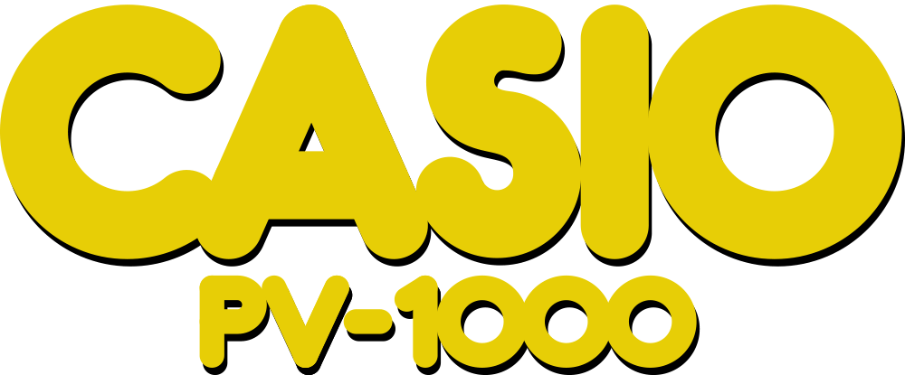 Casio PV1000